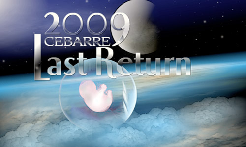 CEBARRE - LAST RETURN 2009 /2010 -
