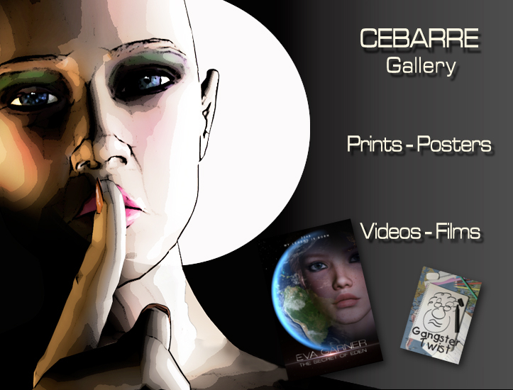 Cebarre Gallery/Prints and Music